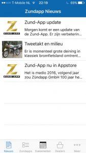 Zund-App